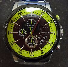 J.SPRINGS MENS SPORTS CHRONOGRAPH WATCH BFD076