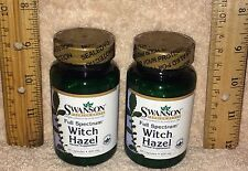 Witch Hazel : FDA approved for hemorrhoids and varicose veins (120 day supply)