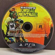 Red Dead Redemption: Undead Nightmare (PS3)(DISC ONLY) #7665