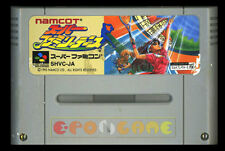 SUPER FAMILY TENNIS Snes Super Famicom Versione Giapponese NTSC ○○○○○ COMPLETO