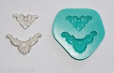Cake Toppers Sugarcraft Cake Decoration Mold Crafts PMC Art Moulds Swags (9030)