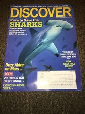 Discover Magazine Science Technology Future Race To Save The Sharks June 2013