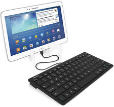 MACALLY WKEYAND FULL SIZE MICRO USB KEYBOARD FOR SAMSUNG GALAXY TAB TABLET PHONE