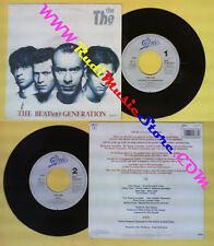 LP 45 7'' THE THE The beat(en) generation Angel 1989 holland EPIC no cd mc dvd