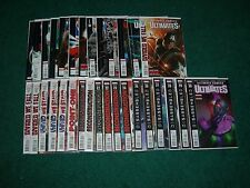 Ultimate Lots Ultimate Comics The Ultimate 1-30 and more Complete Set