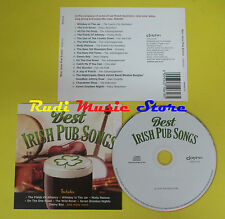 CD BEST IRISH PUB SONGS compilation 2011 DUBLIN CITY RAMBLERS PADDY REILLY (C4)
