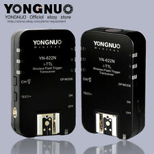 Yongnuo YN-622N TTL Wireless  Flash Trigger for Nikon D700 D750 D610 D600 D800