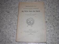 1904.les petites soeurs des pauvres / Jacques de la Faye