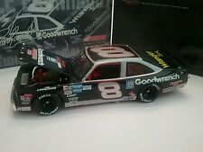 Dale Earnhardt #8 GM Goodwrench Performance Parts 1987 Nova 1:24 Scale Clr Wind.