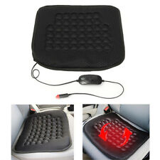 Car RV ATV Seat Heated Heater Cushion Cover Massage Mat Warmer Winter Warming