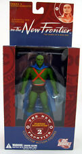 The New Frontier Series 2 Martian Manhunter AF MINT DC