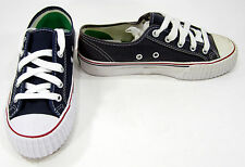 PF Flyers Shoes Center Reissue Lo Navy Blue Sneakers Men 5 WO 6.5