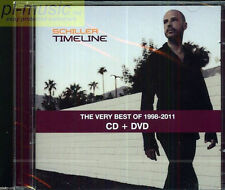 "= SCHILLER "" TIMELINE ""/ CD + DVD videoclips / the Best OF /sealed from POLAND"