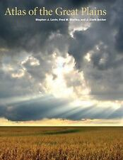 Atlas of the Great Plains by Center for Great Plains Studies, Lavin, Stephen J.