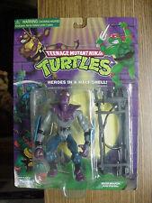 TMNT Original Foot Soldier MOC Sealed Teenage Mutant Ninja Turtles Vintage