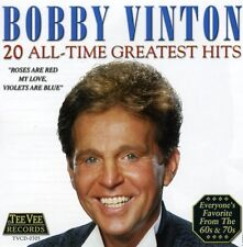 Bobby Vinton - 20 All Time Greatest Hits [New CD]