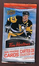 2016-17 TIM HORTONS UPPER DECK HOCKEY CARDS PACK AUSTON MATTHEWS CROSBY AUTO?