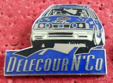 PIN'S VOITURE RALLYE FORS SIERRA COSWORTH DELACOUR EGF