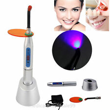 5W sans fil Cordless Lampe à photopolymériser Dental LED Curing light Lamp 1500m