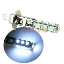 12V H1 13-LED SMD Super Bright White Car Vehicle Headlight Fog Light Lamp Bulb
