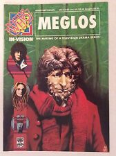 In-Vision Issue #47 The Making of a Drama Series Doctor Who: MEGLOS