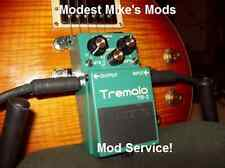 Boss TR-2 Mod Service from Modest Mike's Mods!