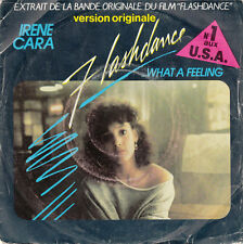 "Irene Cara ‎– Flashdance... 7"" What A Feeling - France (F/VG+)"