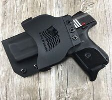 OWB PADDLE Holster Ruger SR 9 / 40 c Kydex Retention SDH SR9c SR40c