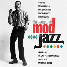 The Return Of Mod Jazz (CDKEND 250)