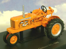 SUPERB U/H HACHETTE DIECAST 1/43 1945 ALLIS-CHALMERS WC TRACTOR IN ORANGE TR55
