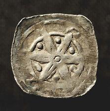 Österreich, Bernhard II., 1202-1256, Friesacher Pfennig, sechsstrahliger Stern
