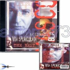 "VASCO ROSSI ""VITA SPERICOLATA - THE BEST"" CD GERMANIA"
