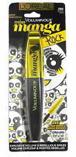 L'OREAL PARIS Voluminous Miss Manga Mascara  Rock #388 Black  NEW IN PACK