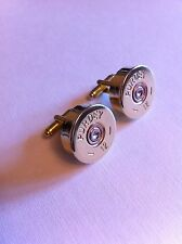 Purdey shotgun shell cartridge cap cufflinks clay and game shooting wedding!!!!!