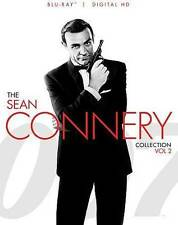 007: The Sean Connery Collection - Vol 2 Blu-ray Disc, 2015 NEW
