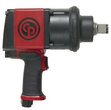 """Chicago Pneumatic CP 1""""dr High Torque Pistol Grip Impact Wrench 1770ft-lbs #7776"""