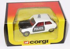 Corgi 428  1/36 Renault 5  Police