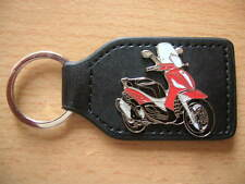 Keyring Piaggio Vespa Beverly 350 Sport Touring Year 2013 red Art 1189
