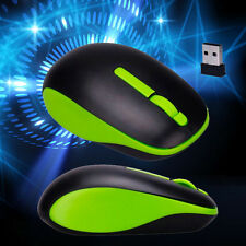 Mouse 3D Buttons Optical Mice 2.4GHz Wireless Gaming Mouse Mice USB Receiver