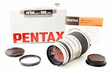 """Excellent++"" Pentax SMC FA 100-300mm F/4.7-5.8 Lens w/Box From Japan"