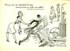 Publicité ancienne pharmaceutique Specyton série les grands hommes la Bruyère