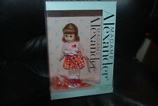 Wendy Has Bingo Fever  8'' Madame Alexander Doll NRFB