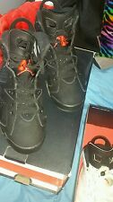 Nike Air Jordan VI 6 Infrared Pack excellent cond 11.5 Price Cut