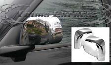 2002-2008 Dodge Ram 1500/2003-2009 Ram 2500/3500/HD Chrome Door Mirror Covers