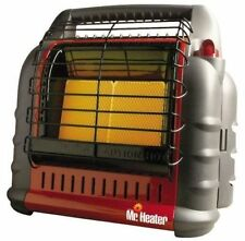 NEW MR HEATER F274800 INDOOR SAFE BIG BUDDY HEATER HEATER 400 FEET 6509079
