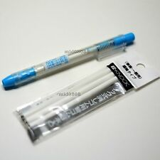 1pc Uni-Ball EH-105P Eraser pen free 3 refill - Blue Barrel (Made in Japan)
