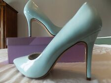 New Sexy Pointed Toe High Heel Pumps Stilleto Shoes Monica Blue Sz11M