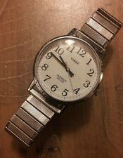 "vintage Timex quartz Indiglo 30 meter men's watch "" BRAND NEW CONDITION"""