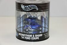 MooneyHam & Sharp 1934 Ford 1:64 #2 of 4 Diecast Hot Wheels Clay Smith Cams