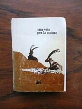 Una vita per la natura 1972 in onore di Videsott WWF Mappe Percorsi